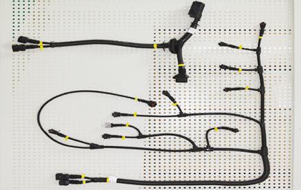 发动机电控线束